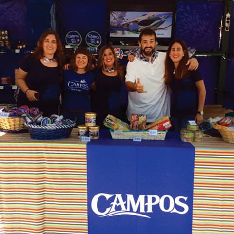 Stand Campos Arrain Azoka