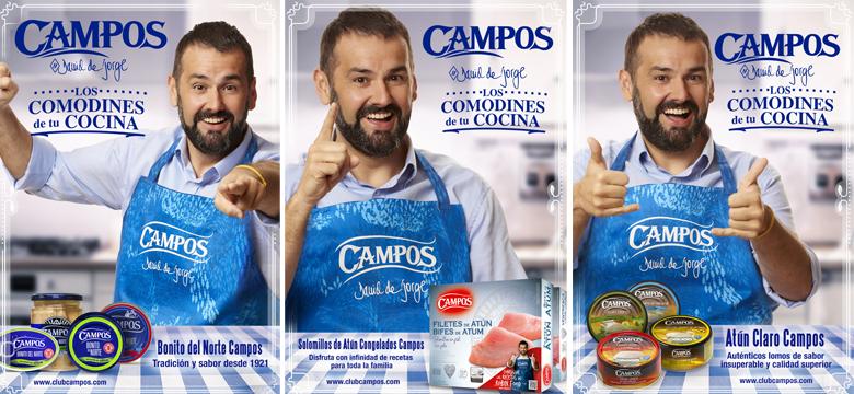 David de Jorge Campos comodines cocina