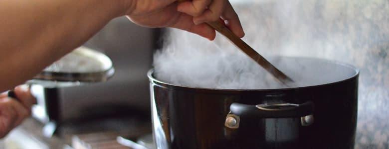 Técnicas de cocinado para congelados de Atún y Bonito del Norte Campos - COCIDO