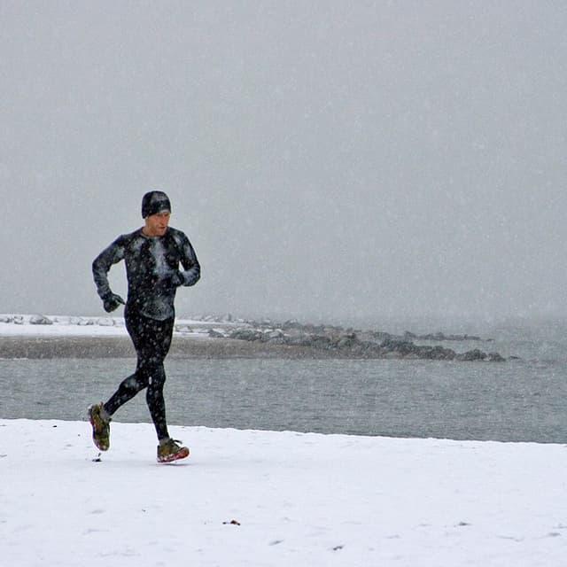 Consejos deporte invierno Campos